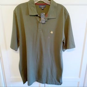 Brooks Brothers | 346 Olive Polo Short Sleeve